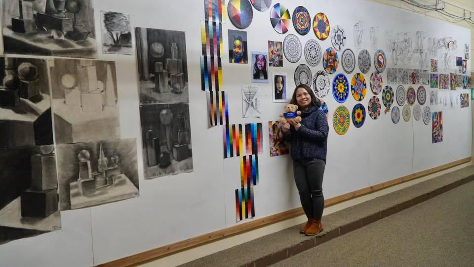 CAPSTONE BEAR và hành trình ghé thăm môi trường đa văn hóa NORTH CEDAR ACADEMY