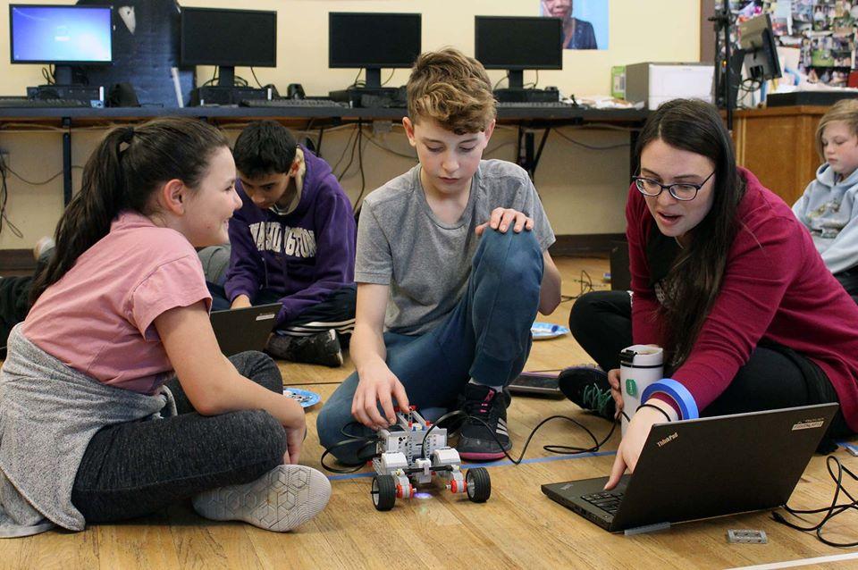 Bước đệm tương lai vững chắc khi theo học tại The Northwest School